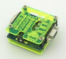 VGA SCANLINE GENERATOR + Cover Retroelectronik scanlines Mame arcade emulateurs
