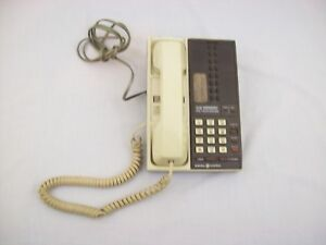 Vintage General Electric GE 32 Memory One Touch Dialing Landline Phone