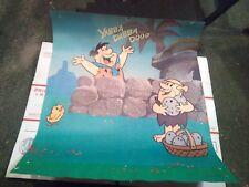 flintstones chicken egg arcade machine sign part #3