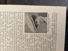 m10-9c ephemera 1905 article smalL hon francis garnet wolseley