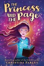 The Princess and the Page  (ExLib) by Christina Farley
