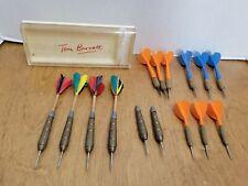 New listing Lot of Vintage Brass Unicorn Darts and Plastic Brass Pub Darts