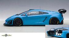 Lamborghini Gallardo GT3 FL2 2013 Blue Metallic 1:18 AUTOart