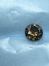 Loose natural Diamond Round 1.30 Ct VS2 Brown