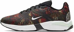 Nike Ghoswift men's sneakers shoes size 13 black/white-multicolor CU4737 001