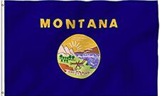3x5 Montana State Flag State of Montana Flag Premium Banner FAST USA SHIPPING