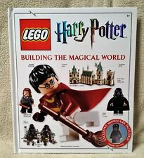 LEGO HARRY POTTER Building the Magical World DK Elizabeth Dowsett 2011 NO FIGURE