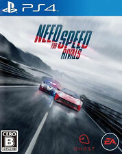 Need for Speed: Rivals (Sony PlayStation 4, 2014) - Japanese Version
