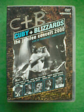 C + R CUBY + BLIZZARDS JUBILEE CONCERT 2000  (BRAND NEW & SEALED)