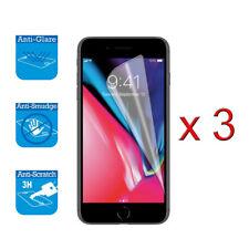 """Für IPHONE 8 4.7 """" Displayschutzfolie LCD Folie X 3"""