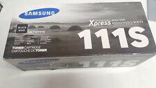 """Genuine Samsung MLT-D111S 111S Toner Cartridge Black Xpress M202X M207X """"T3"""""""