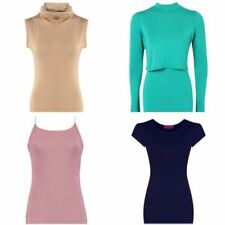 Boohoo Patternless Stretch Dresses for Women