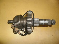 Honda XR350 Kick Start Shaft