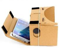 1PC New Style DIY Cardboard Quality 3D Vr Virtual Reality Glasses For Google Y3