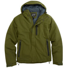EMS Men's All Mountain Insulated Jacket Olive Green Ski Snowboard Snow Winter