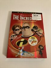 The Incredibles Collector's Edition Dvd 2-Disc Set Widescreen (New/Sealed)