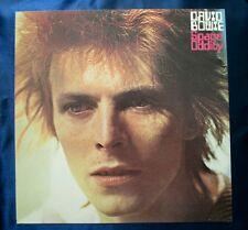 DAVID BOWIE Space Oddity Original poster Record cover Store promo Album Flat 12¼