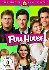 FULL HOUSE, Staffel 4 (John Stamos, Bob Saget) 4 DVDs NEU+OVP
