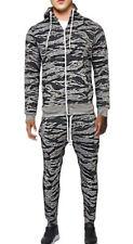 Abbiglimento sportivo da uomo di lunghezza della manica manica lunga in misto cotone taglia M