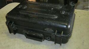 Bugout Doomsday Prepper Survival Gear Supplies Storage Bug Out Hard Case Bag