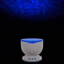 LED Lichtspiel Wassereffekt Wasserprojektor mit eingebautem Lautsprecher