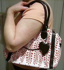 'CACHAREL  PERFUME' Cotton handbag., NIB.