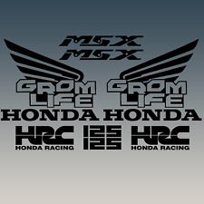 Honda MSX 125 Grom Decal Kit Any Colour HRC