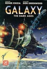 MINT, Galaxy: The Dark Ages, by GMT Games; sealed in shrinkwrap