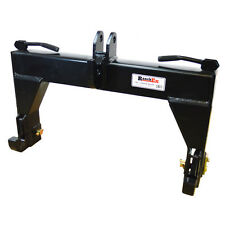 Narrow Quick Hitch Cat 3. For 3-point implements - RanchEx