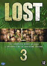 LOST / LES DISPARUS - Seizoen 3 / Saison 3 - 7 DVD Box-Set / Coffret