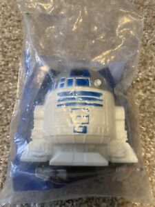 Star Wars: Complete The Saga R2-D2 Toy Burger King 2005 Sealed In Package