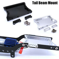 Modification Metal Tail Beam Mount Seat Plate Parts for MN D90 D91 D99S RC Truck