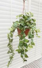 HANGING POTHOS SMALL LEAF PLANT ARTIFICIAL in HANGING BASKET NEW SH