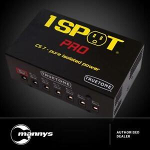 Truetone 1 Spot Pro CS7 Multi Voltage Power Supply