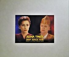 Star Trek: Deep Space Nine, Heroes and Villains, P2 promo card, from 2018.