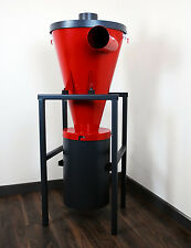 CNC Plasma Table Cyclone dépoussiéreur Extracteur Swift Coupe esprit industriel