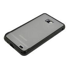 KWMOBILE Hard Case Crystal pour samsung Galaxy s2 i9100 s2 plus i9105 Noir