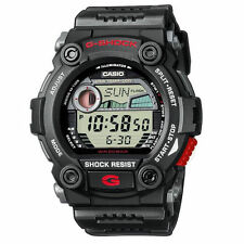 Mens Casio G-Shock Watch Water Resistant Digital G-Rescue Tide Display G7900-1ER