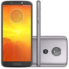 Motorola Moto E5 Plus XT-1924-2 16GB Sim Free Unlocked Mobile Phone - Flash Grey