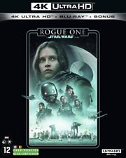 Rogue One : A Star Wars Story [4K Ultra HD + Blu-ray]