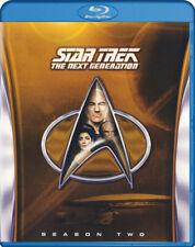 STAR TREK: THE NEXT GENERATION: SEASON 2 (BLU-RAY) (BLU-RAY)