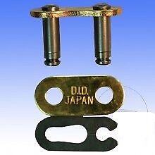 DID Link G&G520ERT2 G&G520ERT2 Split Spring Link For Motorcycle Chain