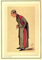 Vintage Lithograph, Sir James Paget,Bart - Leslie Matthew Ward Framed Lithograph