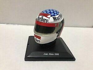1/5 Helmet / Casco Jean Alesi F1 1995