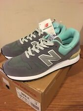New Balance Stussy Hectic CM670N GT Grey Teal Size 9 New