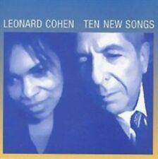CDs de música folk álbum Leonard Cohen