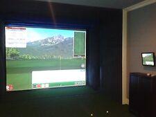 Golf Simulator - Full Swing Brand - S8 - Top of the Line Model