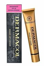Dermacol High Covering Make up Foundation Legendary Film Studio Hypoallergenic 3 1111b - 211