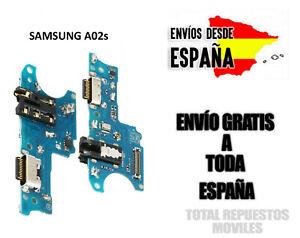 CONECTOR PLACA DE CARGA PARA SAMSUNG GALAXY A02S USB MICROFONO JACK AUDIO