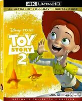 Toy Story 2 w/Slipcover (4K Ultra HD + Blu-ray + Digital) NEW